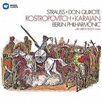 Mstislav Rostropovich - R Strauss Don Quixote [CD]
