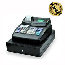 CR800 Advanced Cash Register with Locking Cash Drawer ABN/GST/Logo/100 Depart