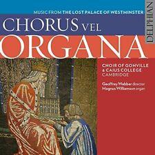 Cambridge Geoffrey Webber director Magnus Williamson organ Choir of [CD]