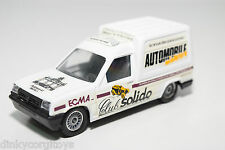 SOLIDO RENAULT EXPRESS AUTOMOBILE MINIATURE CLUB NEAR MINT CONDITION