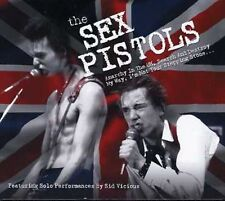 THE SEX PISTOLS - SID VICIOUS NEW CD Anarchy In The UK, Search & Destroy & More