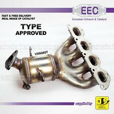EEC CATALYST VX6080T TYPE APPROVED VAUXHALL Z16XER Z18XER A18XER;Z18XER FREE KIT