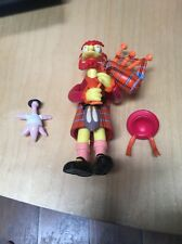 The Simpsons Action Figure Series 14 Groundskeeper Willie in Kilt Playmates 2003