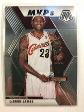 LeBron James MVP 2019-20 Panini MOSAIC 298 CAVALIERS LAKERS
