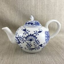 Teapot White Continental Porcelain & China