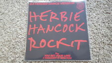 "Herbie Hancock-Rockit 12"" vinile discoteca"