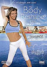 The Body Reshape Plan (DVD, 2008) freepost