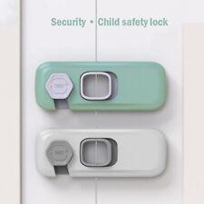 Home Refrigerator Freezer Door Lock Catch Toddler Kids Child Cabinet Lo_cd