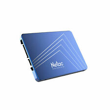 "Netac 128GB Solid State Drive SATA III N600S 2.5"" SSD Internal 3D TLC Genuine"