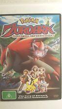Pokemon - Pokemon Zoroark - Master Of Illusions : Movie 13 [ DVD ] LIKE NEW, R 4