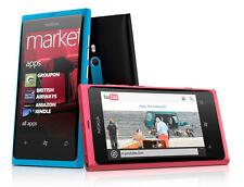 Original Nokia Lumia 800 3G WIFI GPS 8MP Camera 16GB Storage Windows Cell Phone