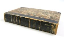 Antique 1855 Nautical Magazine Vol 1 Griffiths & Bates Maritime Rare Scarce Book