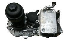 PORSCHE CAYENNE 958 VW TOUAREG 7P 4.2 TDI OIL FILTER HOUSING 057115401AK