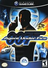 Agent Under Fire Nintendo Gamecube Game Complete