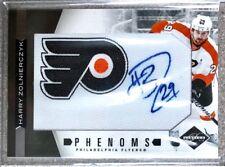 2011-12 Harry Zolnierczyk Panini Limited Hockey Phenoms Autograph Flyers 210/299