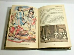 The Bible Story Library Volume II Exodus To Reign David 1957 Illust Aged Well
