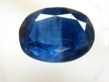 3x Kyanit Kugeln 4 mm blau //4729s