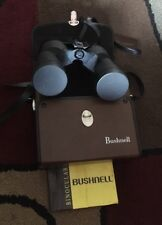 Bushnell Sportview Insta-Focus Wide Angle Binoculars 10x50 w/case and Lens Caps