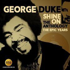 GEORGE DUKE - SHINE ON-THE ANTHOLOGY: THE EPIC YEARS 1977-84  2 CD NEUF