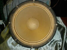 1 RARE VINTAGE GOODMANS AUDIOM 755 ALNICO SPEAKER WOOFER 16 OHMS