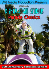 Disney-MGM Studios Vintage Parade DVD Dinosaurs Live, Aladdin, Toy Story, Mulan
