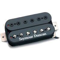 Seymour Duncan TB-12 Screamin' Demon Trembucker F-Spaced Bridge Pickup Black