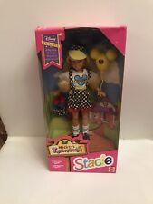 Disney Exclusive Mickey's ToonTown Stacie Doll 1993 Mattel 11587