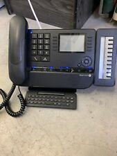 Alcatel-Lucent 8039 Premium Deskphone + module 10 touches