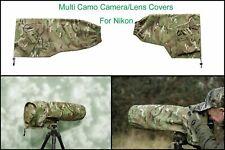Waterproof Lens & Camera Rain Cover for NIKON