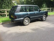 1994 Range Rover Classic 3.9 V8 Auto Softdash Brooklands Full MOT with LPG