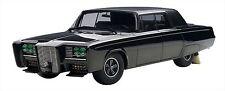 AUTOart 1/18 Black Beauty Green Hornet (TV series) Diecast Model 71546