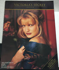 Rare Victoria's Secret Fall Collection 1993 Catalog. Hard to find. Super Models
