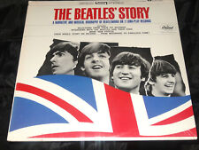Beatles Story Sealed Vinyl Records Lp USA 1964? File Under Gatefold Cover