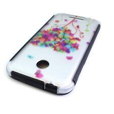 CoverON® for HTC Desire 510 Case - Ultra Slim Hybrid Phone Cover - Love Tree