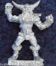1994 Norse Bloodbowl 3rd Edition lineman 1 Citadel norsca Rampager Nordic Viking
