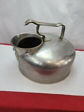 Vintage Polar Ware Surge Milker Stainless Steel Milking Milk Bucket