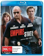 Empire State (Blu-ray 2014) Dwayne Johnson = SEALED =  *free post*