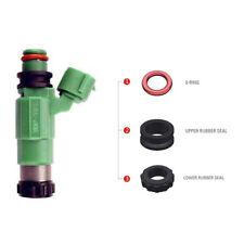 4 Set For 01-03 Mazda Protege 2.0L INP782 Fuel Injector Repair Service Seal Kit