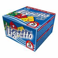 Schmidt Spiele Ligretto blau Familienkartenspiel Kartenspiel Karten Spiel