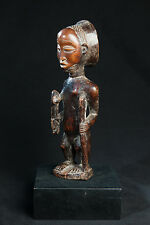 Luba, Female Ancestor Sculpture, D.R. Congo, Central African Tribal Arts