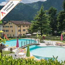 Kurzurlaub nahe Gardasee Italien Hotel 6 Tage für 2 Personen Urlaub mit Dinner
