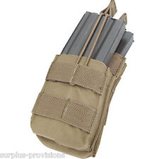 Condor MA42 Tactical Single Stacker .223 & 5.56 Mag Pouch - Tan