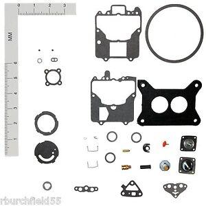 Walker Products 15864A Carburetor Repair Kit FORD TRUCK (6,8) 1981-85 (F-2)
