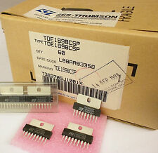1 Stück /1 pieces  TDE1898CSP  0.5A HIGH-SIDE DRIVER POWER SWITCH SIP9  NEW ~