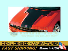 2008 2009 2010 2011 2012 2013 Dodge Challenger Solid Hood Header Decals Stripes