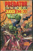 Predator vs. Judge Dredd Trade Paperback TPB Dark Horse