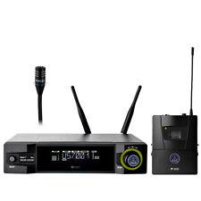 New AKG WMS4500 CK77 Wireless Lavalier Microphone Set  Auth Dealer! Blow Out!!