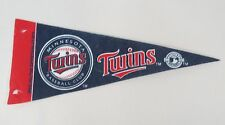 "MLB Minnesota Twins - Mini 9"" Baseball Souvenir Pennant Rico Tag Express"