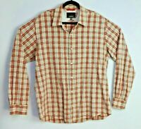 Colorado Men's Longsleeve Pearl Snap Button Up Shirt Size XL
