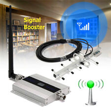 900MHz Mobile Cell Phone Antenna Amplifier Signal Booster GSM Cellular Repeater